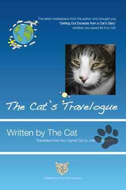 The Cat's Travelogue by John Woodcock